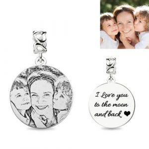 Custom Charm Bracelets For Mother's Day