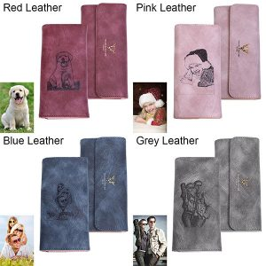 Excellent Photo Long Leather Women's Wallet