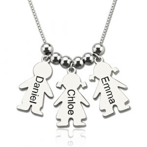 mothers necklace charms | insnecklace.com