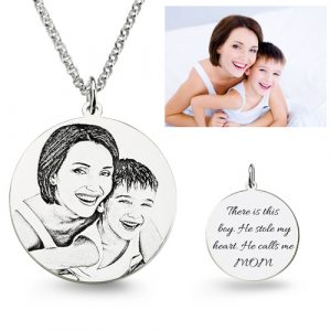 Mother's Day Gifts - A Name Necklace