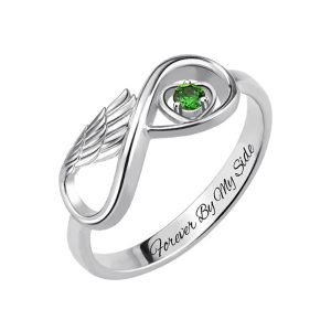 infinity ring | Insnecklace.com