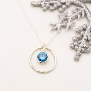 december birthstone jewelry | insnecklace.com